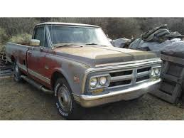 1969 to 1971 GMC Pickup for Sale on ClassicCars.com