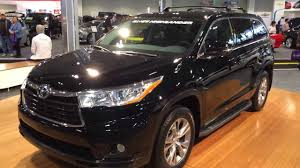 2014 Toyota Highlander FWD 4dr V6 LE at the 2013 Nashville ...
