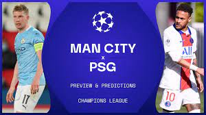 Man City vs PSG live stream, predictions & team news