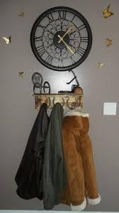 Country Style Coat Rack Horseshoe Barn wood Coat rack from Desert Moon Desert Moon 88