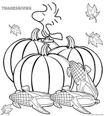 Small Picture Printable Thanksgiving Coloring Pages For Kids Cool2bKids