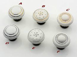 cabinet knobs silver. Delighful Silver Kitchen Cabinet Knobs Porcelain Dresser Knob Drawer Handles White  Ceramic Gold Silver Furniture Handle Pull Hardwarein Pulls From Home  Inside