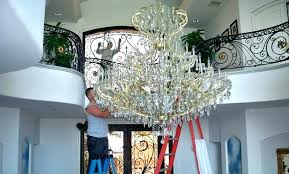 chandeliers crystal chandelier cleaner how to clean crystals cleaning do i
