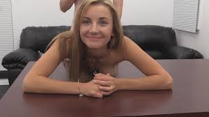 Amber on Backroom Casting Couch