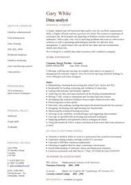 It Analyst Resumes It Cv Template Cv Library Technology Job Description Java Cv