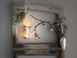 country style design ideas decoration old door frame lantern