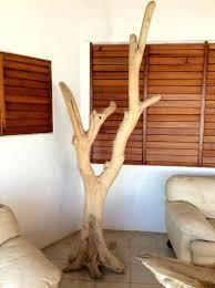 Wood Standing Coat Rack Mesmerizing Tree Coat Stand Items Similar To Tree Rustic Stand Coat Tree Coat