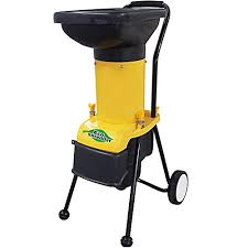 garden mulcher. EcoShredder ES1600 Electric Garden Yard Leaf Waste Chipper Shredder Mulcher 0