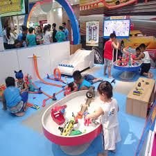"""Top 5 khu vui chơi trẻ em cho bé """"thỏa sức quậy phá"""" tại Hà Nội"""