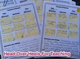 best strategies images reading close reading  reading post its