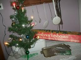 Alter 50er 60er Jahre Tannenbaum Mit Christbaumschmuck In Ovp