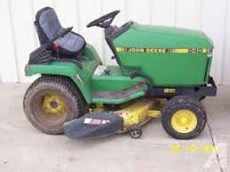 lawn tractor john deere clifieds sell lawn tractor john deere across the usa americanlisted
