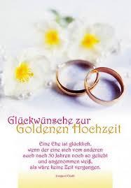Spr He Zur Goldenen Hochzeit Spruchwebsite