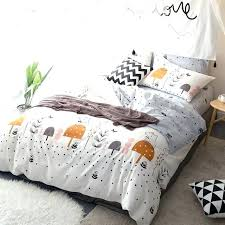 forest duvet cover forest duvet cover forest squirrel 3 twin queen king size bedding soft cotton forest duvet cover