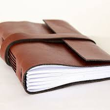 leather journal travel journal travel notebook leather diary