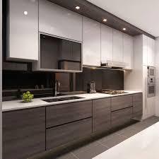cabinet in kitchen design. Plain Design Impressive Modern Kitchen Cabinet And Interior Design Room Ideas  Kitchens And In I