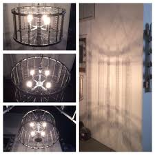 make a bicycle rim chandelier