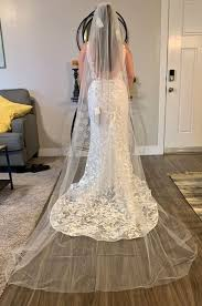 Light Ivory Long 120 Bridal Veil - Tradesy