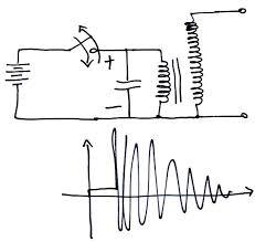 how to make a taser stun gun electroboom oscillating circuit