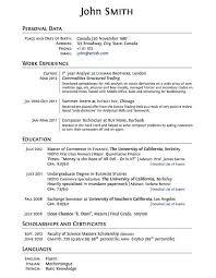 7981 best Resume Career termplate free images on Pinterest - good resume  templates free