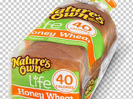 White Bread Whole Wheat Bread Whole Grain Nutrition Facts Label Png