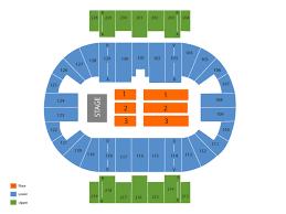 Pensacola Bay Center Seating Chart Cheap Tickets Asap