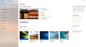 Microsoft Free Wallpaper Themes The Best Windows 10 Dark Themes For Your Eyes