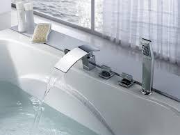 faucet for garden tub. waterfall faucet for garden tub