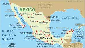 uniglobe travel international travel planning Map Of Usa And Cancun Mexico map of mexico map of us and cancun mexico