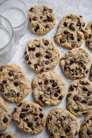 Baking With Smart Balance Light Thick And Chewy Chocolate Chip Cookies Brown Eyed Baker