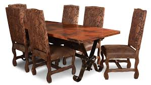 17 best images about copper furniture on intended for hammered copper dining table decor