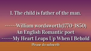Quotes About Children1 For Advanced Learners