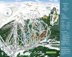 popular  list copper mountain map