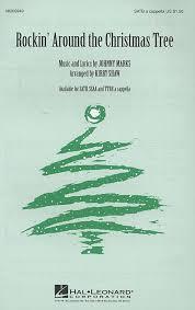 Rockin Around The Christmas Tree LyricsRock In Around The Christmas Tree