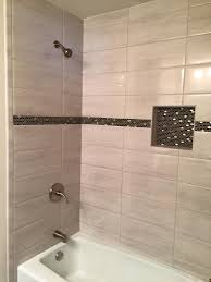 beautiful shower wall tile by a to z contracting inc minneapolis minnesota