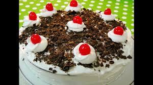 Black Forest Cake Youtube