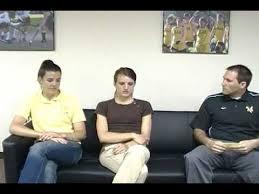 Women's Track - Michele Frayne and Priscilla Jennings - YouTube
