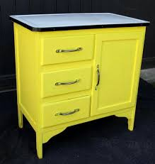 166 best Vintage Enamel Top Tables images on Pinterest | Vintage ...