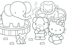 Toddler Printable Coloring Pages Color Pages For Toddlers Printable