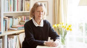 Writer Claire Tomalin: 'You begin to see certain patterns ...
