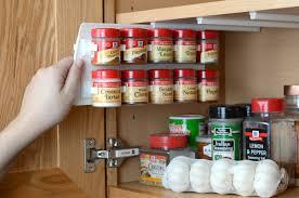 Clip Cabinet 20 Jar Spice Rack