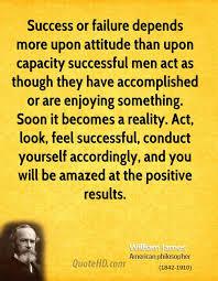 William James Success Quotes QuoteHD Inspiration Success Quotes For Men