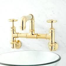 watts wall mount bridge bathroom faucet bathroom polished brass front kingston brass wall mount tub faucet