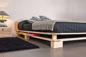 Accessori Fai Da Te Camera Da Letto : Come realizzare un letto con i pallet consigli e idee per gli