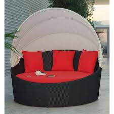 outdoor patio daybed. Modway Siesta Canopy Outdoor Patio Daybed