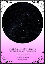 Star Chart Of A Certain Date Create A Wonderful Personalized Star Chart Of Any Date And Time