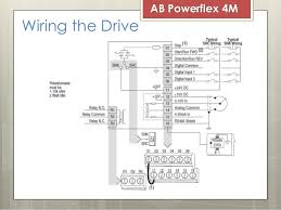 ac drive vfd allen bradley powerflex 4m wire program operate allen bradley adjustable frequency ac drive powerflex 4m 400 w 2