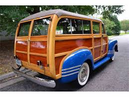 1950 Chevrolet Highlander Woodie Suburban for Sale | ClassicCars ...