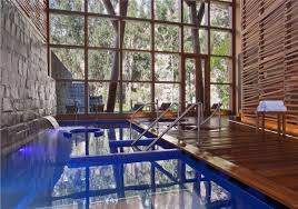 hotel indoor pool. The Indoor/outdoor Pool At Night Is Fantastic. Swim Outside In A Heated Swimming Hotel Indoor