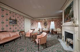 Mfa Interior Design Adorable Interior Finish From The Oak Hill Parlor Museum Of Fine Arts Boston